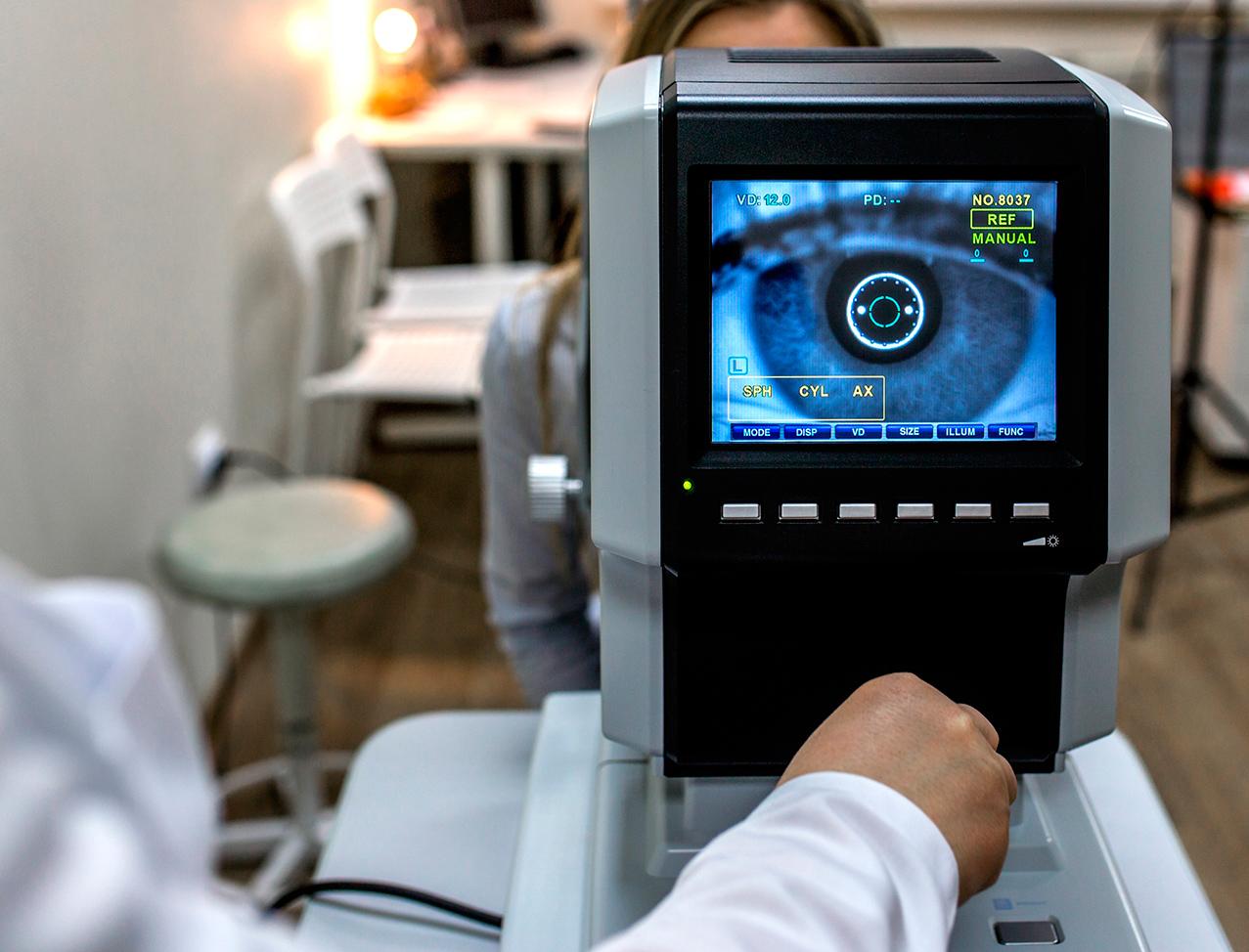 Cirugía láser para miopia, hipermetropia y astigmatismo
