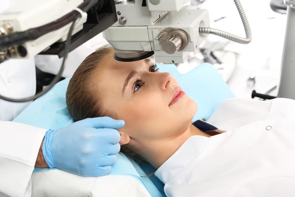 Dr. Tirado operación láser ocular